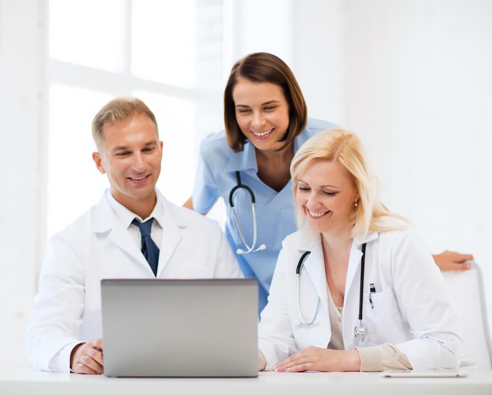 clínica moderna: utilize um sistema de gestão para otimizar seus processos