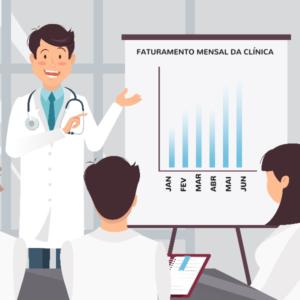 gestao financeira da clinica medica com o clinicweb como fazer