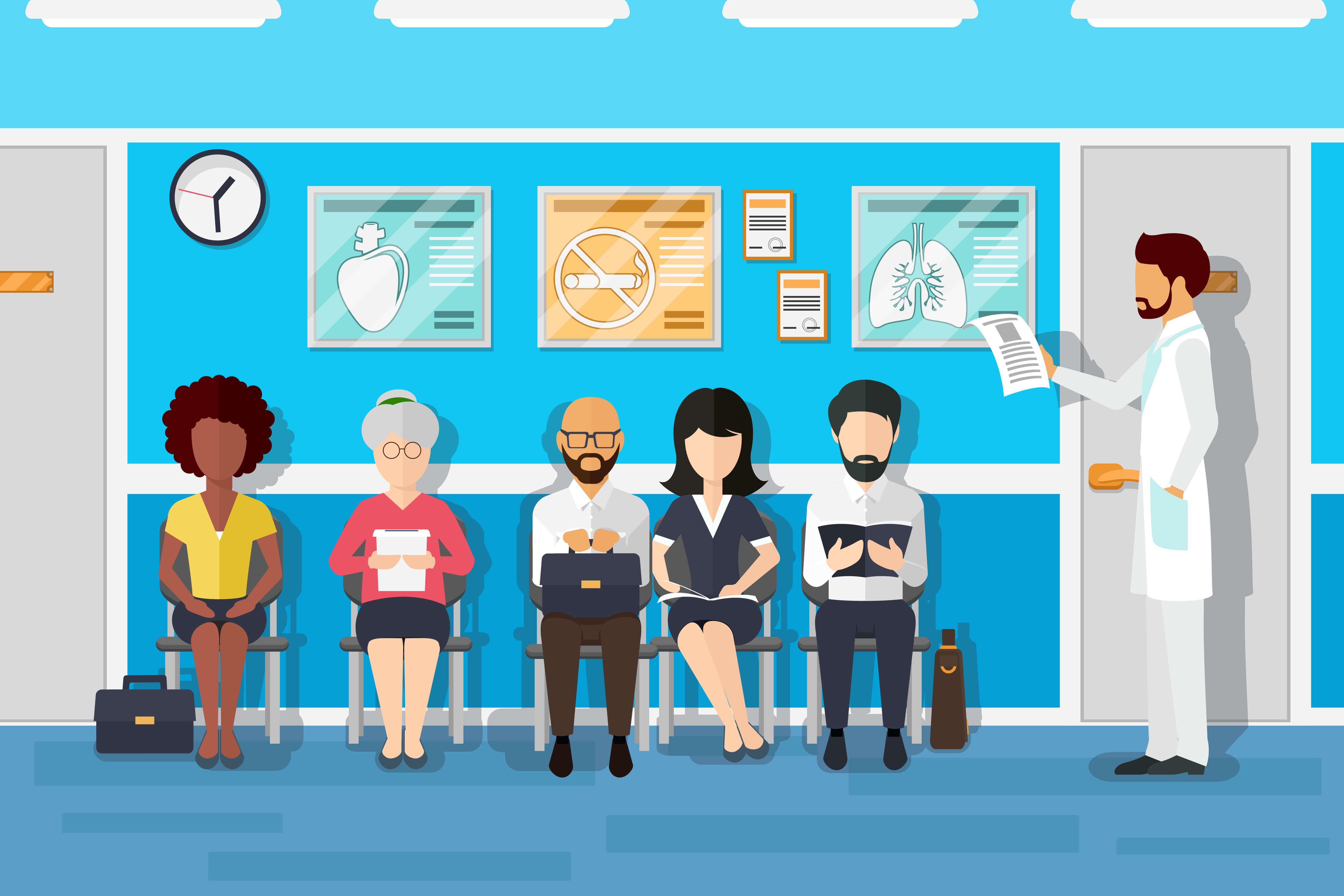atender bem aos pacientes