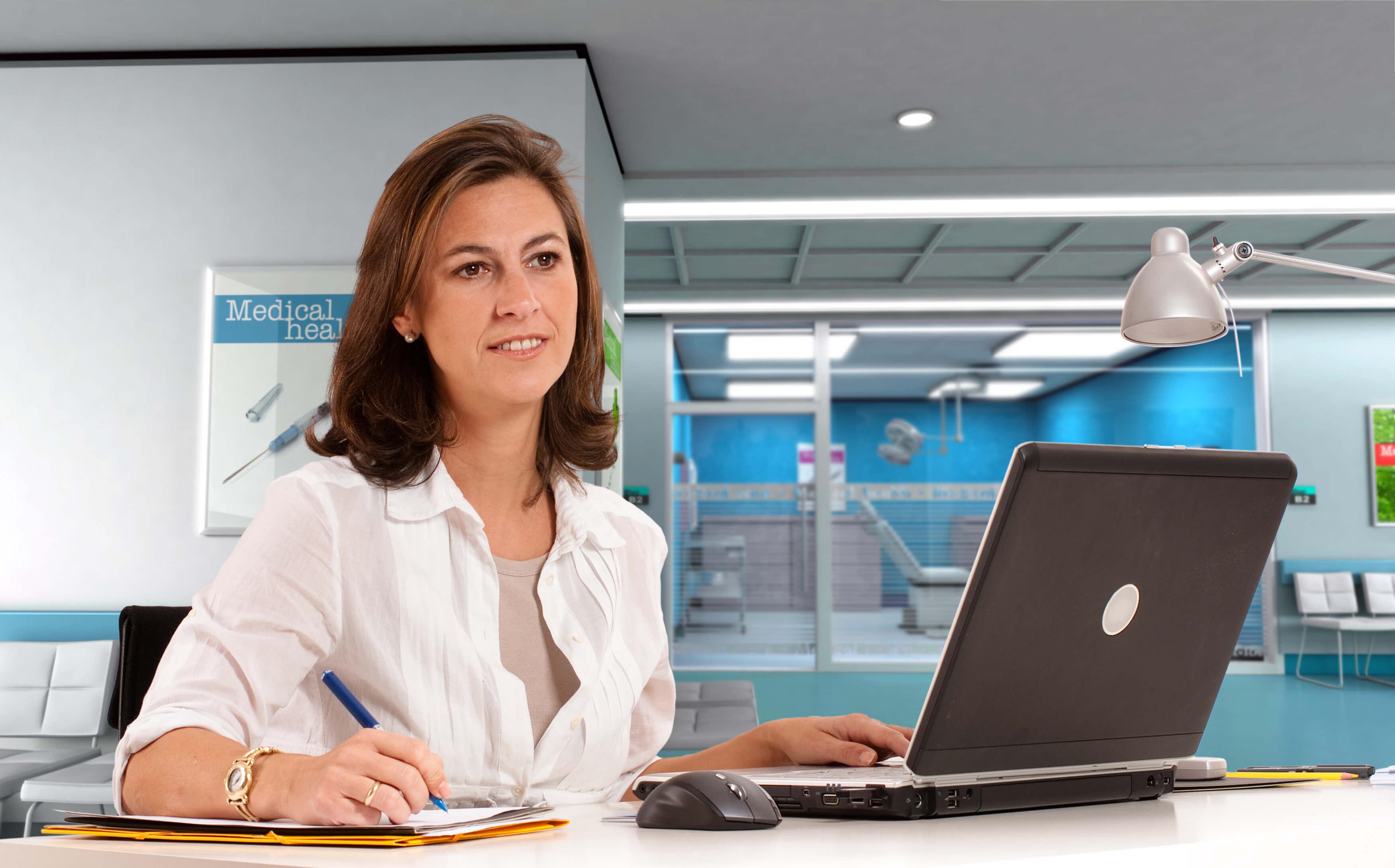 gestao administrativa da clinica medica faça com o Clinicweb