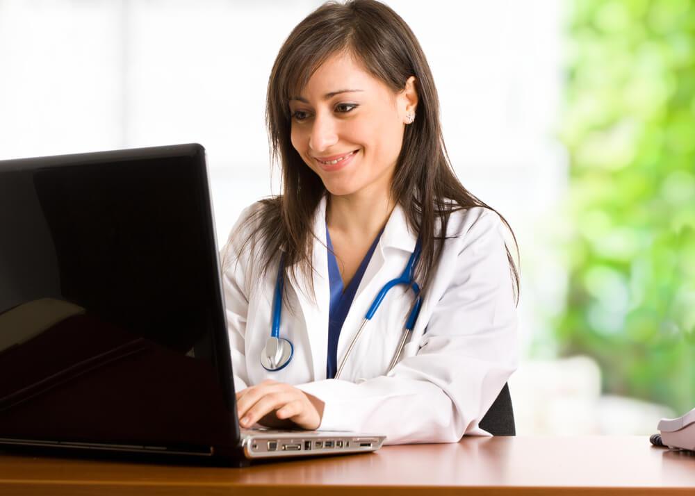 como fazer um perfil médico no LinkedIn